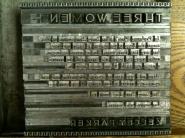 I learned letterpress in NYC!