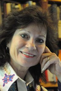 Rilla Askew, author photo