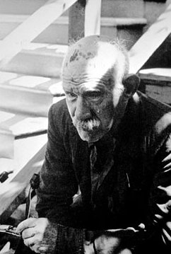 """""""The writers and artists I most admire are those who labored, at times in total obscurity, just to create their art. Henry Darger, the outsider artist/writer, comes to mind."""""""